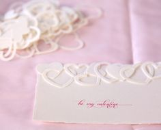 Valentine's Day DIY Craft Idea - The Cutesot Valentine's Day Craft Valentine Theme, Valentine Day Crafts, Be My Valentine, Valentine Ideas, Valentine's Day Diy, Diy Cards, Craft Gifts, Diy And Crafts, Paper Crafts