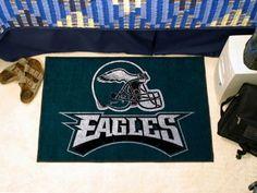 """NFL - Philadelphia Eagles Starter Rug 19""""x30"""""""