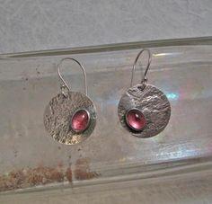 Handmade earrings by Miranda Wachtel