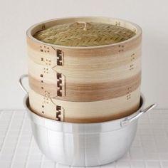 Amazon.co.jp : 中華せいろ 蒸篭(セイロ)18cmセット : ホーム&キッチン