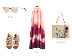 weekend 2 by ireneconcello on Polyvore featuring H&M, Zara, Accessorize and Ray-Ban