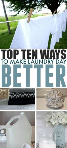 Try some of my favourite clever laundry tricks if your laundry day routine could use a little upgrade! Diy Home Cleaning, House Cleaning Tips, Cleaning Hacks, Clean Bedroom, How To Clean Furniture, Laundry Hacks, Organization Hacks, Organizing Ideas, Natural Cleaning Products
