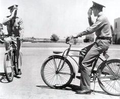 Huffman McClellan Field police 1942