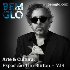 Vem saber mais sobre a exposição incrível do Tim Burton no MIS (Museu da Imagem e Som de São Paulo). Confira>