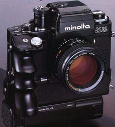 XK Motor. Another Minolta classic.