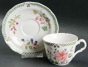 Royal Doulton Victorian Garden Cup Saucer Sets