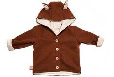 JACKE WOLLWALK FUCHS Fuchs Baby, Pullover, Fox, Hoodies, Berlin, Sewing, Sweaters, Future Children, Clothes