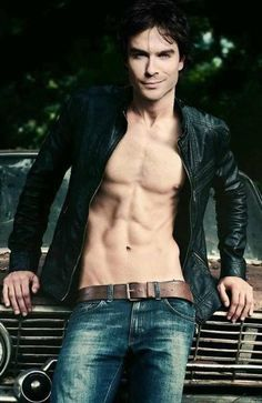 Damon Salvatore [Ian Somerhalder] #tvd
