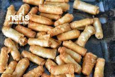 Çıtır Yufkalı Tavuklu Salata (Nefis Gün Salatası) – Nefis Yemek Tarifleri Sausage, Pasta, Meat, Sausages, Chinese Sausage, Pasta Recipes, Pasta Dishes