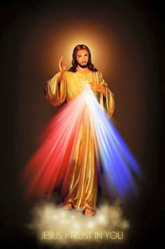 Divine Mercy 252 ... I was distinctly aware that the Lord was near me. After a moment, I saw the Lord, all covered with wounds;