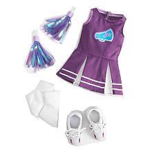 Journey Girls 18 inch Doll Clothes - Cheerleader