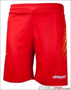 Uhlsport Anatomic Endurance Goalkeeper Short - Red... 31.49 Goalie Gloves ad9c72a841dce