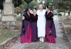 Taken by one of our great friends. All dress overlays were designed and made by me Christine Bishop-Harrington