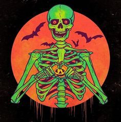 Halloween monsters clip art - hand drawn clipart f Retro Halloween, Spooky Halloween, Films D' Halloween, Image Halloween, Theme Halloween, Halloween Clipart, Spooky Scary, Halloween Crafts, Happy Halloween