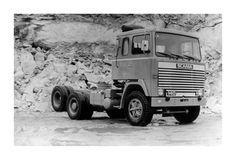 Scania LKS 140, lançamento do X Salão.