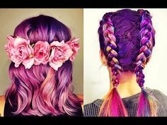 Top 5 Amazing Hairstyles Tutorials Compilation 2017 - YouTube