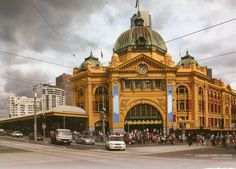 Melbourne Street Wallpapers High Definition ~ Jllsly