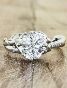 Vintage Engagement Rings for Women from Ken & Dana Design 30