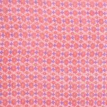 Marc Jacobs Pink/Lilac Mini Floral Silk Chiffon (moodfabrics)