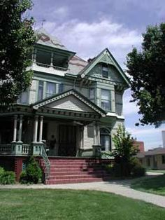 Victorian Rooming House Register