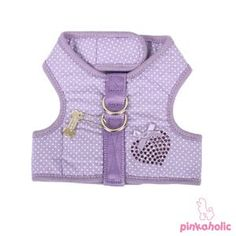 Free Dog Clothes Patterns: harness