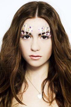 My Makeup: Gems can work wonders