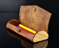 Handmade Leather Wallet, Leather Gifts, Leather Keychain, Leather Craft, Leather Pencil Case, Leather Pouch, Leather Tooling, Leather Purses, Custom Leather Holsters
