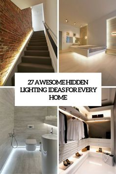 Awesome Hidden Lighting Ideas For Every Home Cover Design
