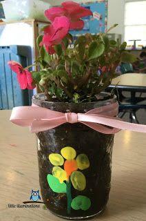 Spring Is In Full Bloom in Pre-K!