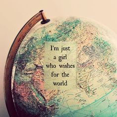 Quote about travelling the world                                                                                                                                                     More