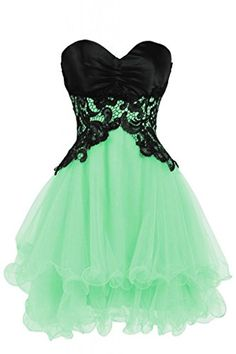 Wallbridal Sweetheart Lace Tulle Cocktail Short Prom Party Dresses for Juniors (2, Mint) Wallbridal http://www.amazon.com/dp/B01547GA5W/ref=cm_sw_r_pi_dp_lEuAwb0XW0G9V