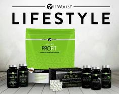 It Works offers a variety of plant based supplements to support healthy living, weight management, and stress relief.