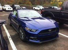 Woohoo!  The #2015Mustang is HERE!  www.butlerford.com 2015 Mustang, Automotive News, Bmw, Vehicles, Vehicle, Tools