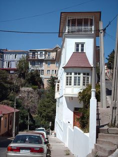 Latin America, South America, Living In Peru, Narrow House, Mansions, Country, World, House Styles, Chili