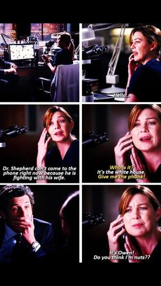 Mer is awesome that is all! Reasons she's one of my favorite characters!