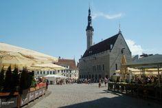 Tallinn - Town Hall Square