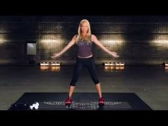 Tracy Anderson Mat Workout Full Body Fitness videos, home fitness - YouTube