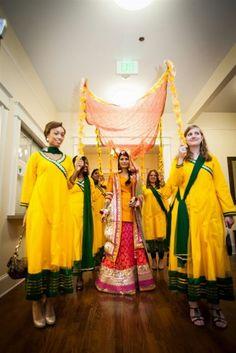 & Ghazaly's Super Colorful Mayoon & Mehndi Ceremonies- Part II Mayoon Muslim Wedding 19 width=Mayoon Muslim Wedding 19 width= Pakistan Wedding, Mehndi Ceremony, Haldi Ceremony, Punjabi Bride, Pakistani Bridal, Bride Entry, Bridal Mehndi Dresses, Wedding Dresses, Couples