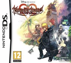 Kingdom Hearts Days Disney Nintendo DS Game available for sale. Nintendo Ds, Nintendo Games, Nintendo Switch, Kingdom Hearts Hd, Xbox, Playstation, Ds Games, Games To Play, Wii