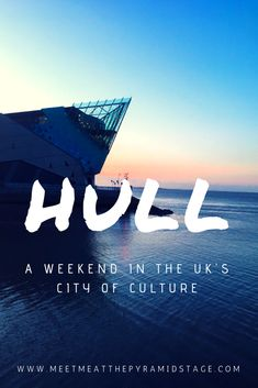 Hull, the current UK CIty of Culture. Hull is a fantastic option for a quick weekend away. Europe Travel Guide, Travel Guides, Travel Destinations, London Eye, European Destination, European Travel, Westminster, Glasgow, Leeds