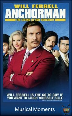 Musical Moments - Anchorman