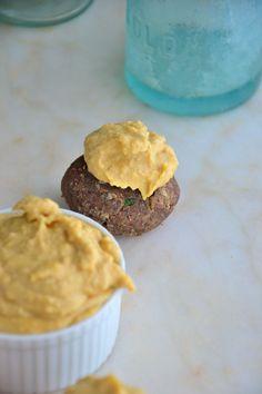 Baked Almond Mushroom Falafel Balls (Vegan, Paleo, Gluten-Free, Soy-Free)