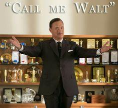 Saving Mr. Banks, Tom Hanks