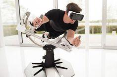 Icaros VR Flying Simulator