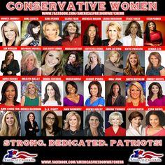 Beautiful Conservative Women!
