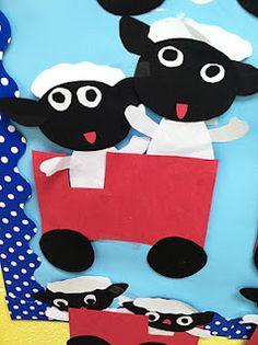 Sheep In A Jeep! Too Cute!