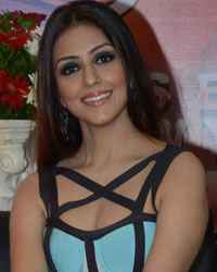 Aarti Chhabria at Country Club New Year Celebrations Announcement