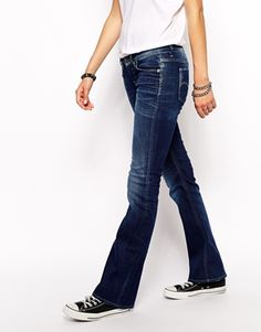 G-Star 3301 Bootcut Jeans