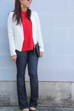 Winter Outfit Idea for Weekend Casual look | Lady in Violet
