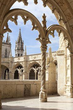 Mosteiro dos Jerónimos - 25 | Double cloister, upper level